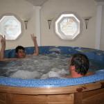 Гидромассажная-ванна